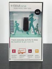 Fitbit One Wireless Activity Plus Sleep Tracker Black NEW
