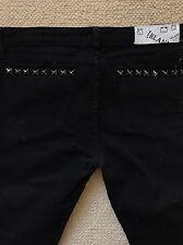 Blank NYC Studded Black Jeans - Size 30