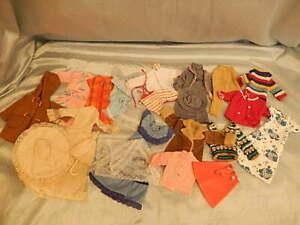 Vintage Sindy Doll Clothes Bundle Some TLC