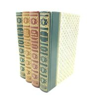 Plato - Jane Austin - Lot of 4 Collector's Edition Pocket Books - HC - 1939-50