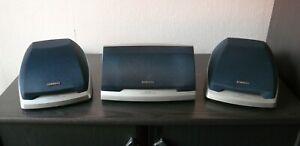 Samsung Surround Speaker System Lautsprecher 1 Center PS C90 + 2 Rear PS R90