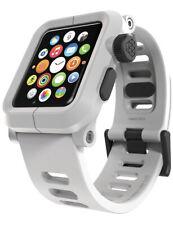 LUNATIK EPIK 003 Case + Silicone Band for Apple Watch 42mm - White