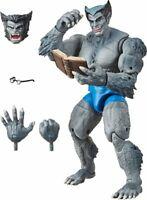 "Marvel Legends 6"" Classic Grey Beast Variant Retro Vintage Sealed New X-Men"