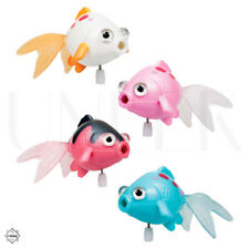 Clockwork Fancy Fish Bath Toy - Wind Up Swimming Fish Party Bag Filler