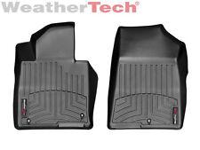 WeatherTech FloorLiner Floor Mat for Hyundai Sonata/ Kia Optima - 1st Row- Black