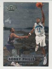 1997-98 SkyBox Metal Universe Championship #92 Bobby Phills - Charlotte Hornets