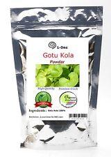 100 g Gotu Kola Powder Herb Organic Pure Organic Thailand