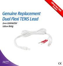 Plomb 120 cm pour le corps Horloge Flexi & Easy TENS (double Plomb) pour 4 électrodes