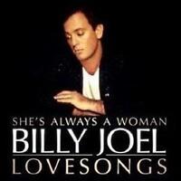 BILLY JOEL She's Always A Woman: Love Songs CD NEW