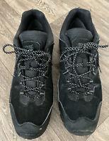 Regatta HOLCOMBE  LOW Leather/Textile Waterproof Trail Trainers 13UK 48EU