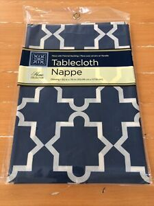 Home Collection Tablecloth Oblong Thin 52x70 Peva