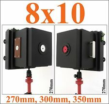 8x10 Large Format Pinhole Camera With Long Focal Length. 270mm, 300mm or 350mm.