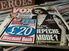 Vox Magazine Depeche Mode Feb 1993