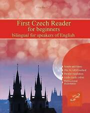 First Czech Reader for Beginners by Lilie Ha Ek (Paperback / softback, 2016)