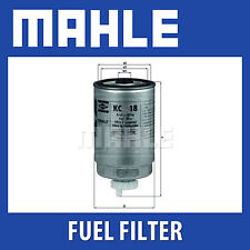 Mahle Fuel Filter KC18 - Genuine Part