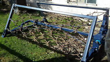 More details for parmiter 14 foot folding chain harrows, excellent chains and frame