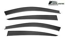 Eos Visors For 07-15 Infiniti G25 G35 G37 Q40 Side Window Visors Rain Guards (Fits: Infiniti)