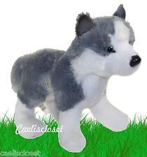 "Douglas Blizzard Husky 8"" Plush Siberian Alaskan Dog Stuffed Animal Cuddle New"