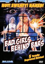 BAD GIRLS BEHIND BARS COLLECTION - DVD - UK Compatible  - Sealed