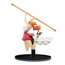 One Piece BWFC PVC Statue Nami Normal Color Ver. 13 cm BANPRESTO (L)*