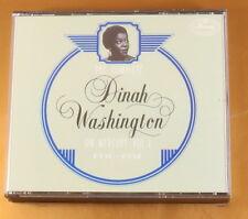 [AG-138] CD - THE COMPLETE DINAH WASHINGTON ON MERCURY VOL 2 - 1950/1952 -OTTIMO