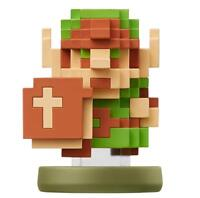 Nintendo amiibo The Legend of Zelda Series 8-Bit Link Accessories from JAPAN NEW