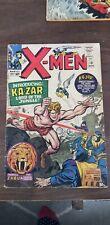 1965 Marvel Comics X-Men # 10 1st Silver Age Ka-Zar