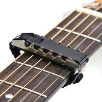 Acoustic Guitars Ukulele Capo Gear Silver Black Guitar Capo Guitar Accesso BR