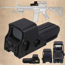 Holographic 552 Red Green Laser Dot Scope Sight Hunting Rifle Scope Telescope