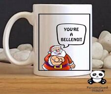 "Personalised, Novelty ""You're a bellend"" Christmas gift, Xmas, Secret Santa gift"