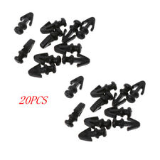 20 Pcs Door Gasket Sill Sealing Trim Fastener Clip For Ford Mondeo MK2 MK3 MK4
