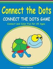 Connect the Dots : Connect the Dots Game - Fun for Preschool and Kids of All...