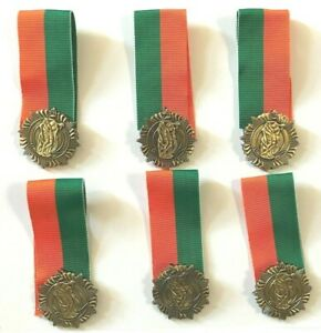 6 X  Irish Medals 1916 Rising Medal Job Lot