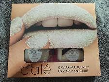 BNIB Ciate London Caviar Manicure Box Set Pearl Nail Polish and Caviar Pearls