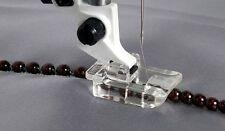 Viking Husqvarna Sewing Machine Genuine Mini Bead Foot 4 mm 4127011-45 Fit 1-7**