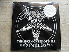 Venom (8) ‎– The Seven Gates Of Hell: The Singles - Gatefold - 2 LP Mint