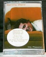 Sammy Ward My Passion 11 track christian CASSETTE TAPE NEW!!