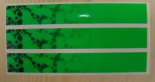 ARROW WRAPS FLO GREEN SKULL CAMO FADE 13 PACK ARCHERY HUNTING