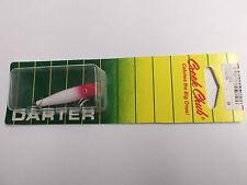 "Discontinued Creek Chub Ultra Lite Darter,1.60"",# 9000ULP,#RW,Red White"