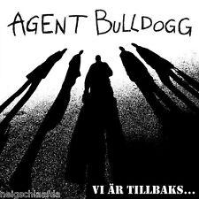 AGENT BULLDOGG – VI ÄR TILLBAKS EP punk oi! combat 84