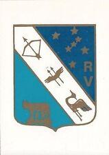 A4862) ROMA, AVIAZIONE, DISTINTIVO DEL REPARTO VOLO 2 REGIONE AEREA.