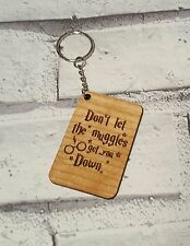 Harry Potter Keyring, Birthday, Father's day, Mother's day, Christmas, gift