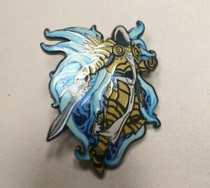 Blizzard Pin Series 1 Tyrael Blizzcon 2014 Open Box