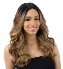 "FreeTress Equal Synthetic Hair Wig Lace 5"" Deep Part Lace Valentino (PB27)"