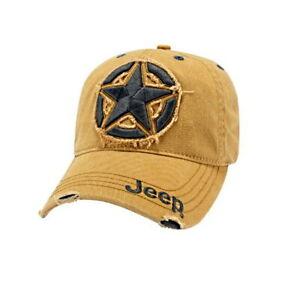 Jeep® 3D Star Cap