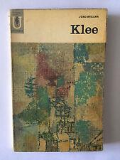 KLEE PAUL 1962 JURG SPILLER ILLUSTRE MARABOUT UNIVERSITE