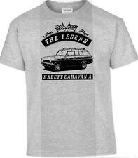 T-Shirt, Opel Kadett Caravan A, Auto,Oldtimer, Youngtimer