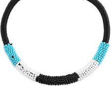 Modeschmuck-Halsketten & -Anhänger aus Stein mit Türkis-Hauptstein für Damen