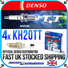 4x DENSO KH20TT NICKEL TT SPARK PLUGS FOR PEUGEOT 307 CC 2.0 16V 10.03-