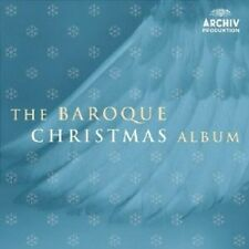 GARDINER/MCCREESH/UA-THE BAROQUE CHRISTMAS ALBUM CD NEU
